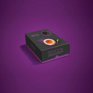 جعبه مقوایی چای میوه ای آنی فر